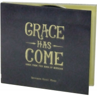 GRACE HAS COME - SONGS FROM THE BOOK OF ROMANS - AUDIO-CD