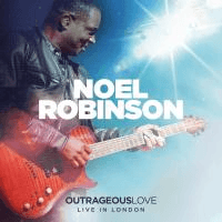 OUTRAGEOUS LOVE - CD