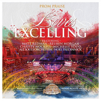 LOVES EXCELLING - CD