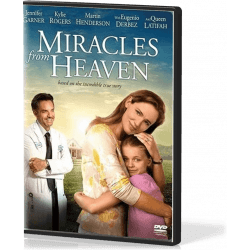 MIRACLES FROM HEAVEN - MIRACLES DU CIEL - DVD - VERSION FRANCAISE INCLUSE!