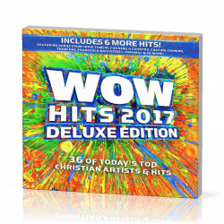 WOW HITS 2017 DELUXE - 2CD