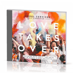 LOVE TAKES OVER - CD+DVD