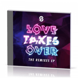 LOVE TAKES OVER - CD