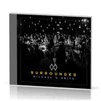 Surrounded LIVE - CD