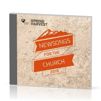 NEWSONGS FOR THE CHURCH 2018 - CD