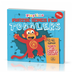 PLAYTIME PRAISE SONGS FOR TODDLERS - CD