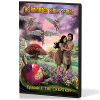 The animated Bible series - Episode 1 : The creation - ANG DVD
