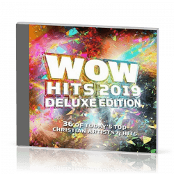 WOW HITS 2019 - DELUXE VERSION - 2CD