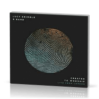 Created to worship - Live from London - CD