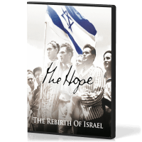 The Hope - The rebirth of Israel - ANG DVD
