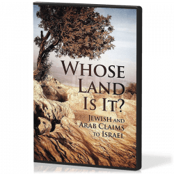 Whose land is it? Jewish and Arab claims to Israel - ANG DVD