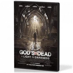God's not dead, a light in darkness - ANG - DVD