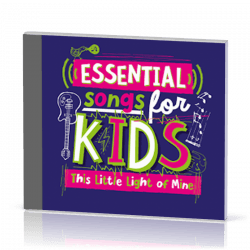 Essential songs for kids - This little light of mine - CD