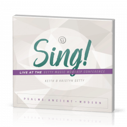 Sing! - Live at the Getty Music Worship Conference - CD
