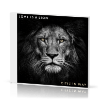 Love is a lion - CD